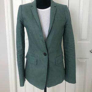 JCrew 100% Linen Women's Jacket